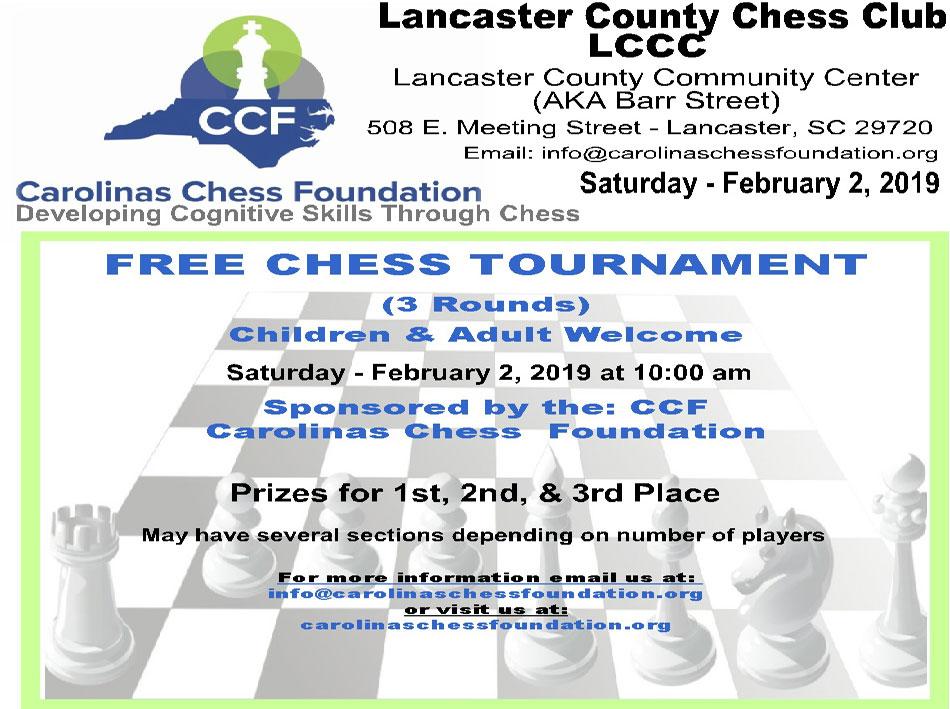 Free Chess Tournament